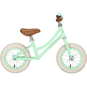 Excelsior Retro Runner Balance Bike Kids, light green